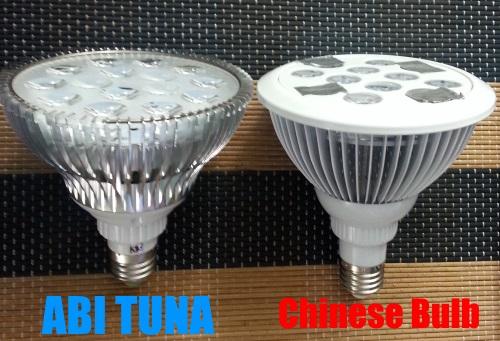 abi bulb chinese comparison