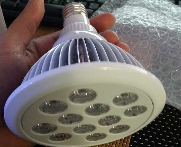 par 38 12w led coral bulb