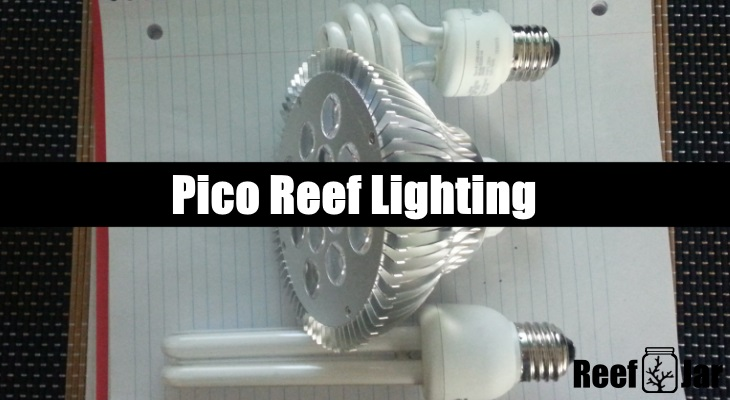 Pico Reef Lighting